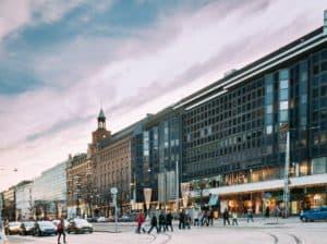 Suomen Seniorihoiva Helsinki Mannerheimintie