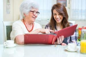 Kiireetön kotihoito luo turvaa muistisairaalle