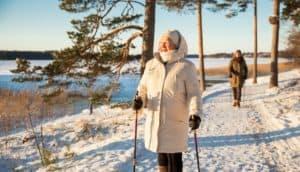 Vanhusten liikunta - Vanhusten liikuntasuositukset - Venyttely vanhuksille