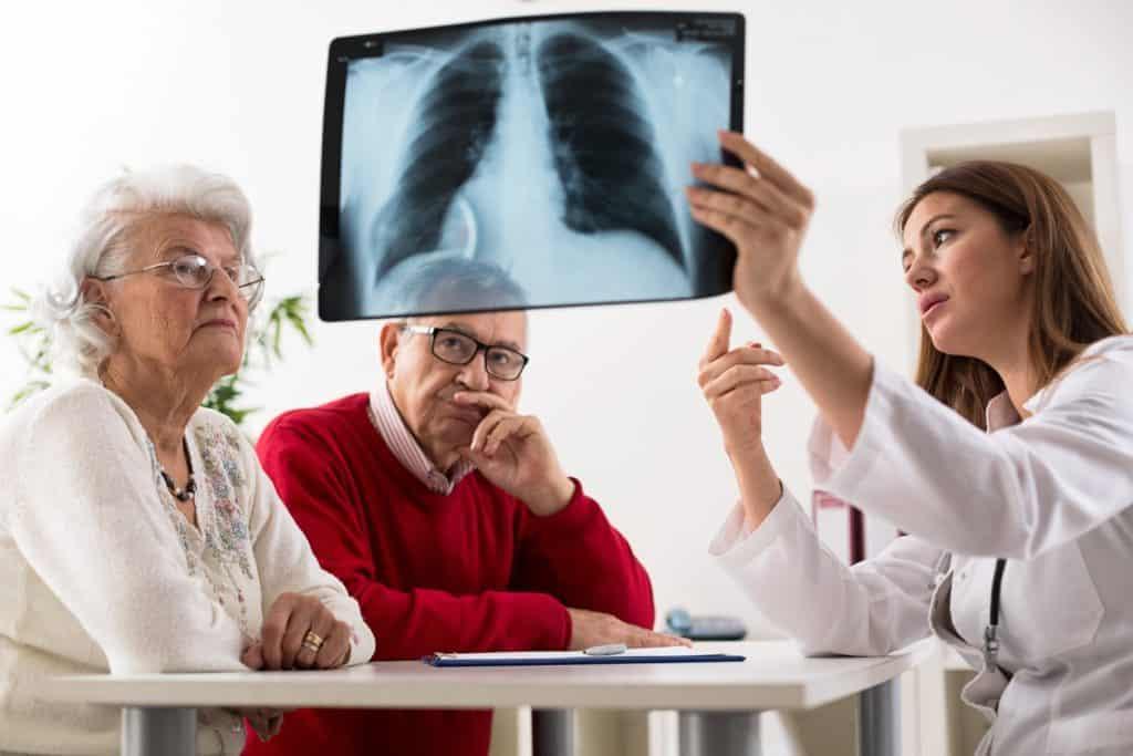 suomen seniorihoiva - keuhkosyöpä oireet - oire - keuhkosyövän ennuste - syöpä
