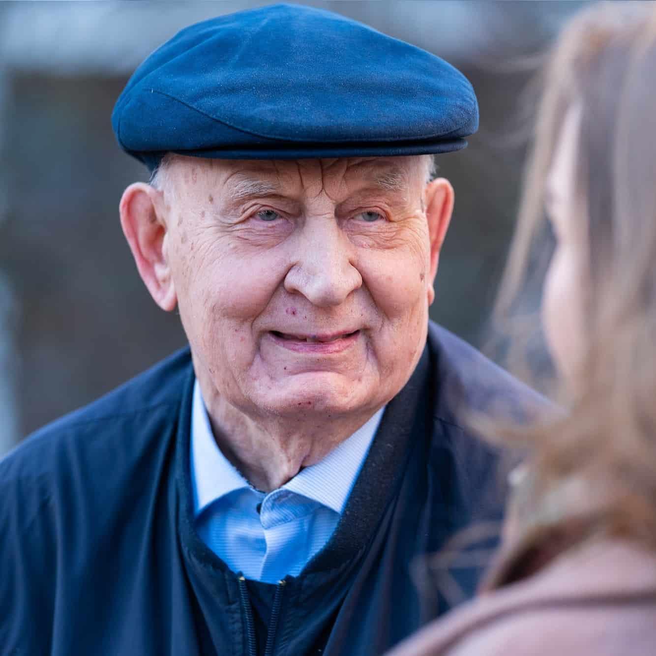 Jouko Pesonen - Suomen Seniorihoiva asiakastarinat – kiireetön palvelu