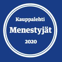 Suomen Seniorihoiva - Kauppalehti - Menestyjät 2020