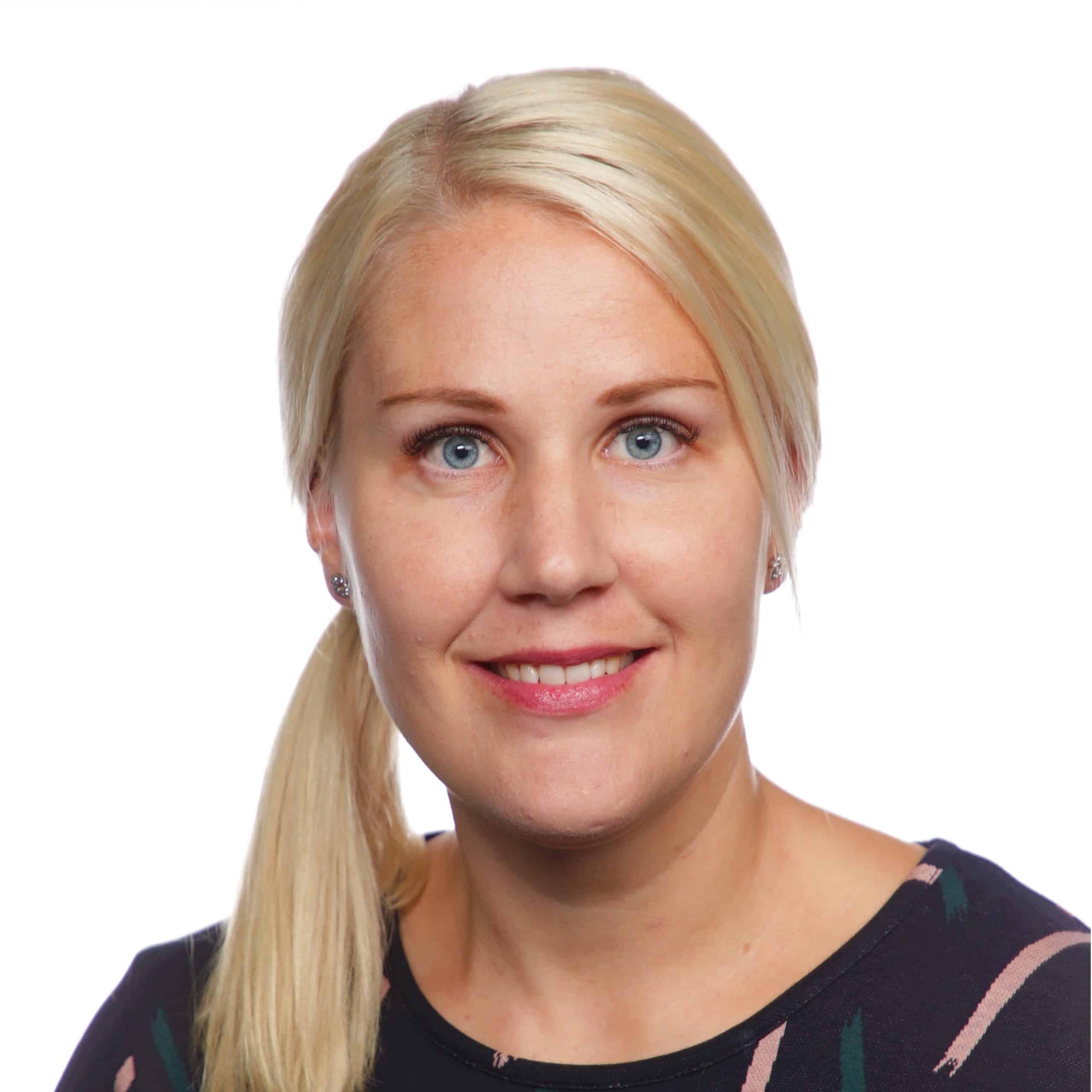 Suomen Seniorihoiva Milja Hänninen