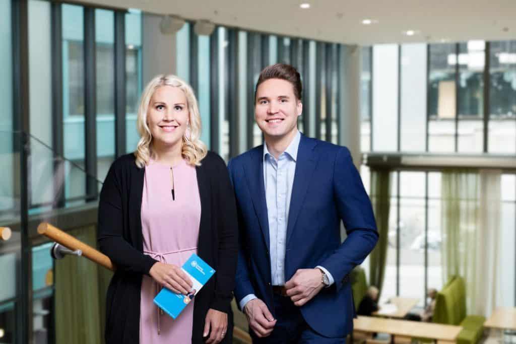 Suomen Seniorihoiva Tampere - Milja Hänninen - Mika Suominen