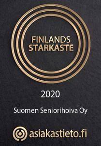Suomen_Seniorihoiva_Oy_Finlands_seniorvard - Finlands starkaste